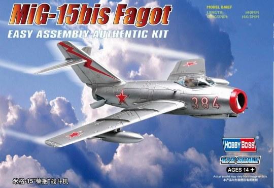 Hobby Boss - MiG-15bis Fagot