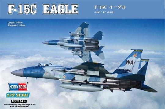 Hobby Boss - F-15C Eagle