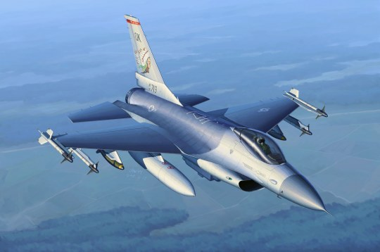 Hobby Boss - F-16C Fighting Falcon