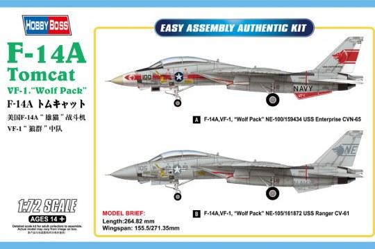 Hobby Boss - F-14A Tomcat