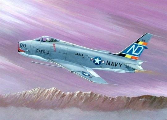 Hobby Boss - FJ-4B Fury