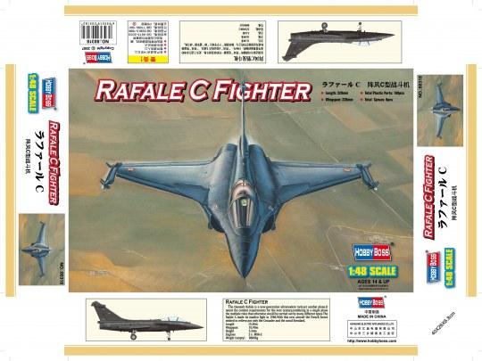 Hobby Boss - France  Rafale C Fighter
