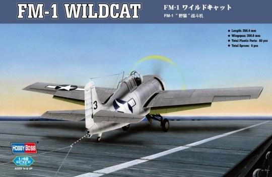 Hobby Boss - FM-1 Wildcat