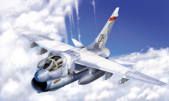 Hobby Boss - A-7D Corsair II