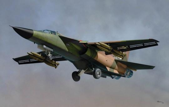 Hobby Boss - F-111A Aardvark