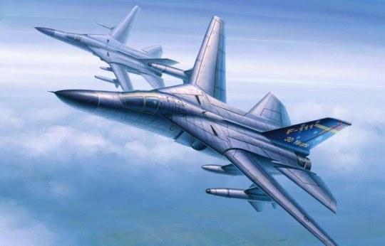 Hobby Boss - Australian F-111C Pig