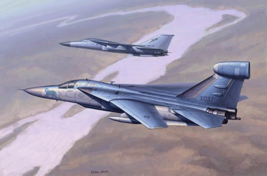 Hobby Boss - EF-111 Raven