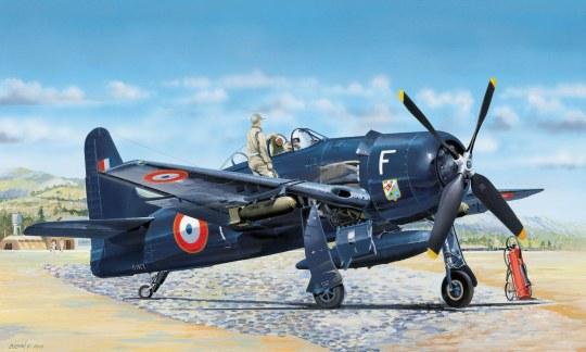 Hobby Boss - F8F-1B Bearcat