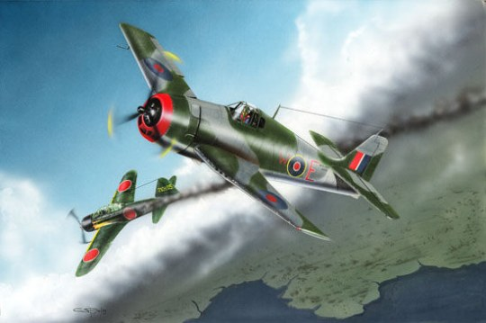 Hobby Boss - British Fleet Air Arm Hellcat Mk.I
