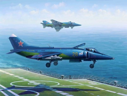 Hobby Boss - Yak-38/Yak-38M Forger A