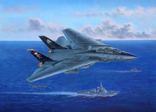 Hobby Boss - F-14B Tomcat