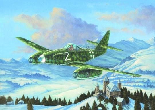 Hobby Boss - Me 262 A-1a/U3