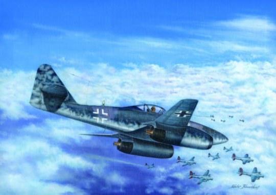 Hobby Boss - Me 262 A-1b