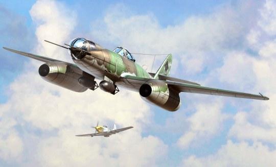 Hobby Boss - Me 262 A-2a/U2