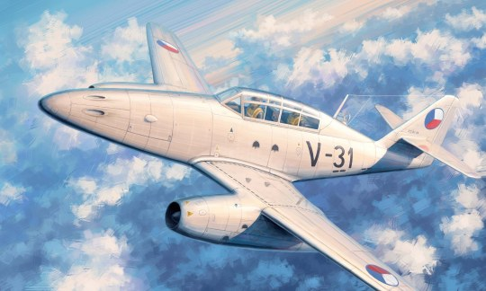 Hobby Boss - Me 262 B-1a/CS-92