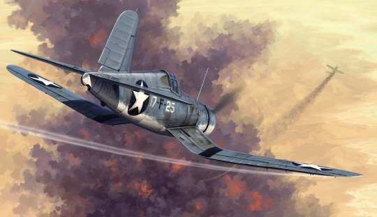Hobby Boss - F4U-1 Corsair Early version