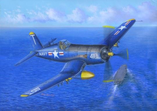 Hobby Boss - F4U-5 Corsair