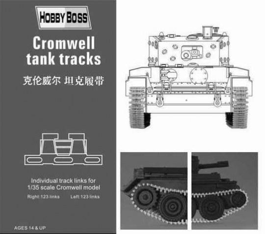 Hobby Boss - Cromwell  tank tracks