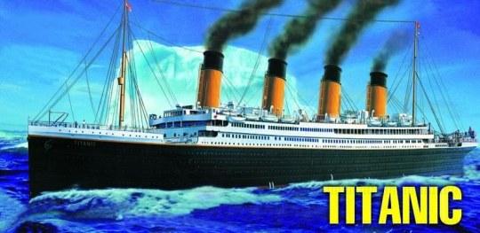 Hobby Boss - R.M.S. Titanic (Renew)