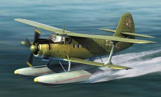 Hobby Boss - Antonov AN-2W Colt