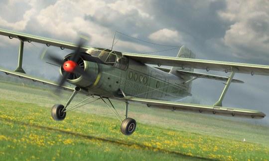 Hobby Boss - Antonov An-2M Colt
