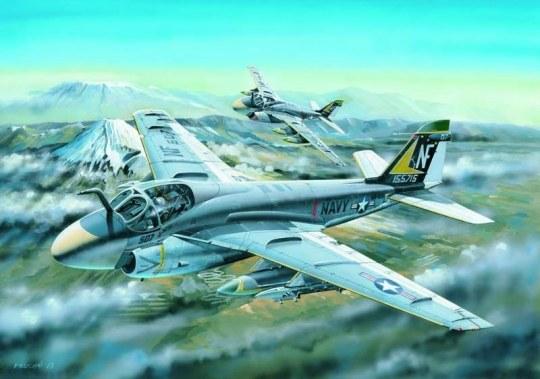 Hobby Boss - A-6A Intruder