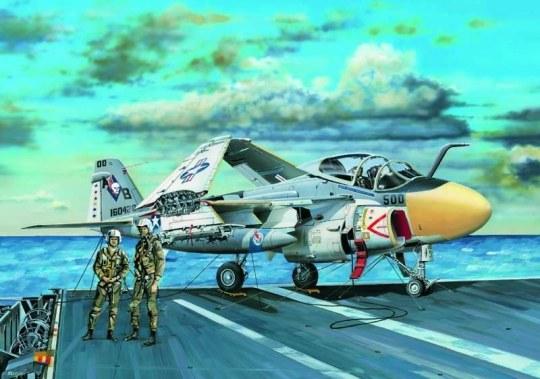 Hobby Boss - A-6E Intruder