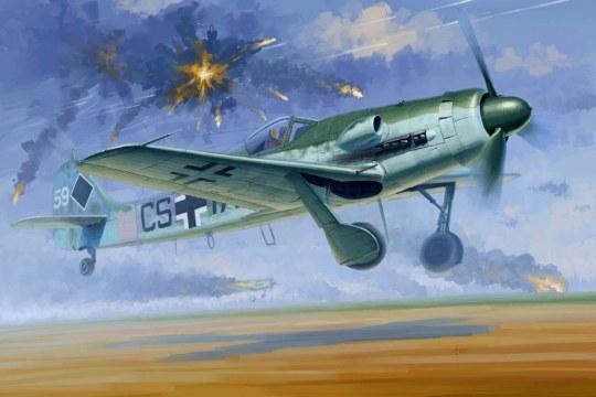 Hobby Boss - Focke-Wulf FW 190D-12