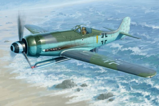 Hobby Boss - Focke-Wulf FW190D-12 R14