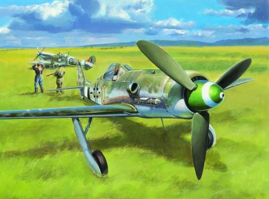 Hobby Boss - Focke-Wulf FW190D-13