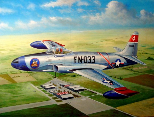 Hobby Boss - F-80A Shooting Star fighter