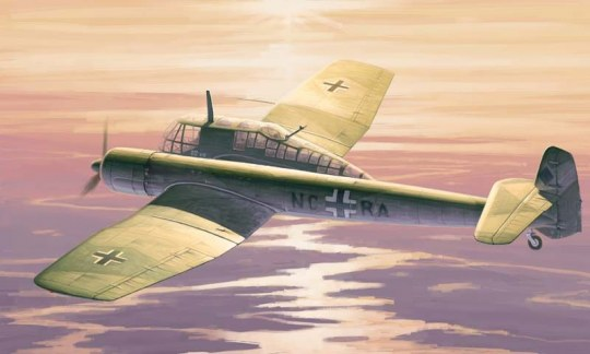 Hobby Boss - German BV-141