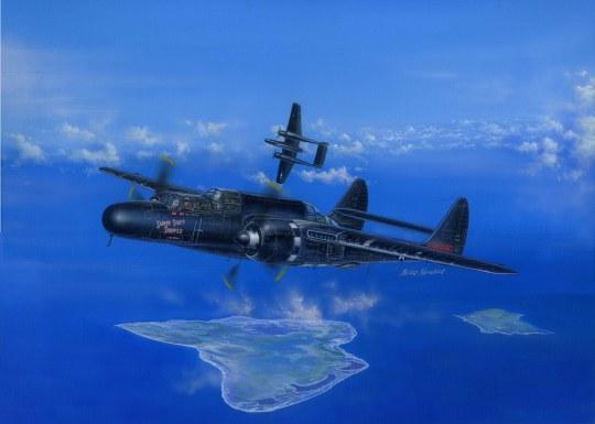 Hobby Boss - US P-61B Black Widow