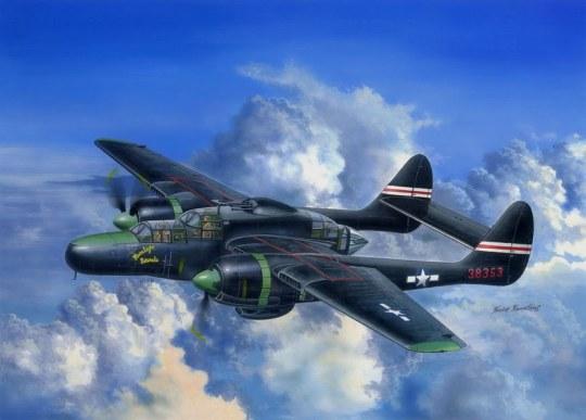 Hobby Boss - US P-61C Black Widow