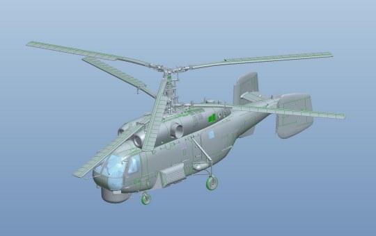 Hobby Boss - Russian Ka-27 Helix