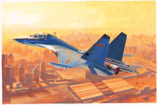 Hobby Boss - PLA J-16
