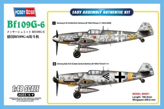 Hobby Boss - Bf109G-6