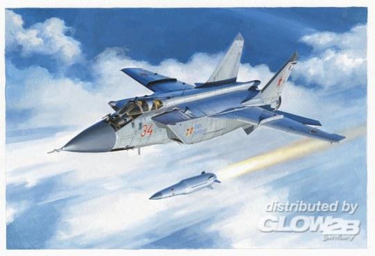 Hobby Boss - MiG-31BM. w/KH-47M2