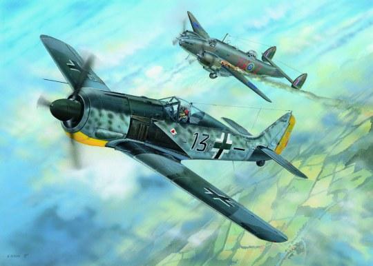 Hobby Boss - Focke Wulf FW 190A-5