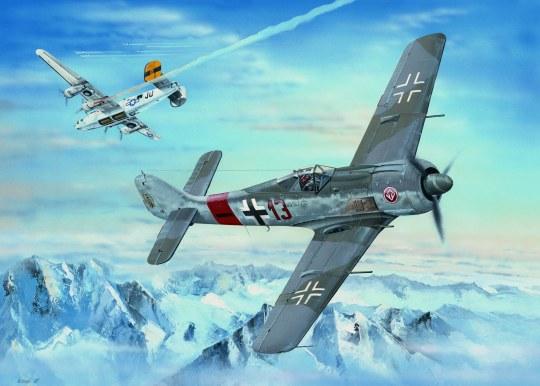 Hobby Boss - Focke-Wulf FW190A-8