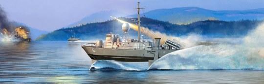 Hobby Boss - USS Pegasus PHM-2