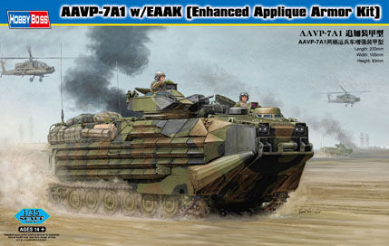 Hobby Boss - AAVP-7A1 w/EAAK Enhanced Appliqué Armor Kit