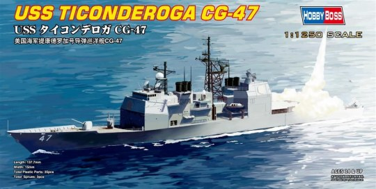 Hobby Boss - USS TICONDEROGA CG-47