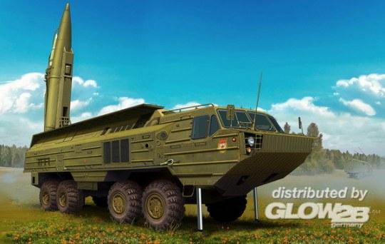 Hobby Boss - Soviet 9K714 OKA (SS-23 Spider)