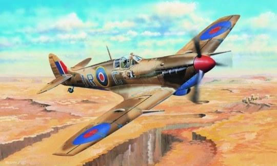 Hobby Boss - Spitfire Mk.Vb/ Trop