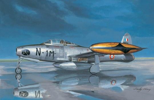 Hobby Boss - F-84G Thunderjet