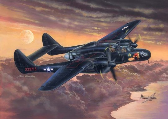 Hobby Boss - P-61B Black Widow