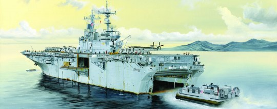 Hobby Boss - USS Essex LHD-2