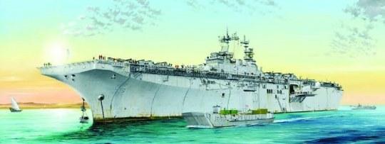 Hobby Boss - USS Kearsarge LHD-3