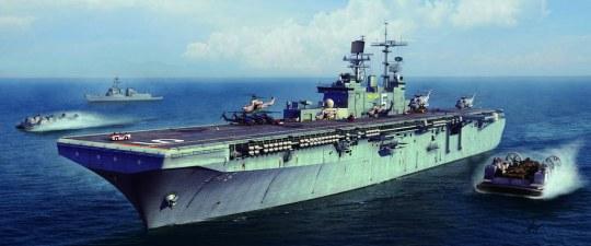 Hobby Boss - USS Bataan LHD-5